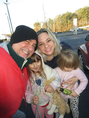Grandgirls! Stone Mountain! Car Problem! 2.23.21