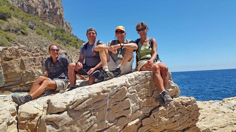 On Punta de la Aldera