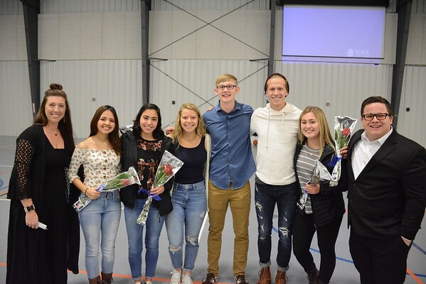 2020 Songfest Hosts and Hostesses