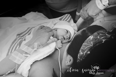Welcome to the World, Easton Stanley