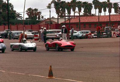 Miller Crosley, May 1964 at Del Mar, California