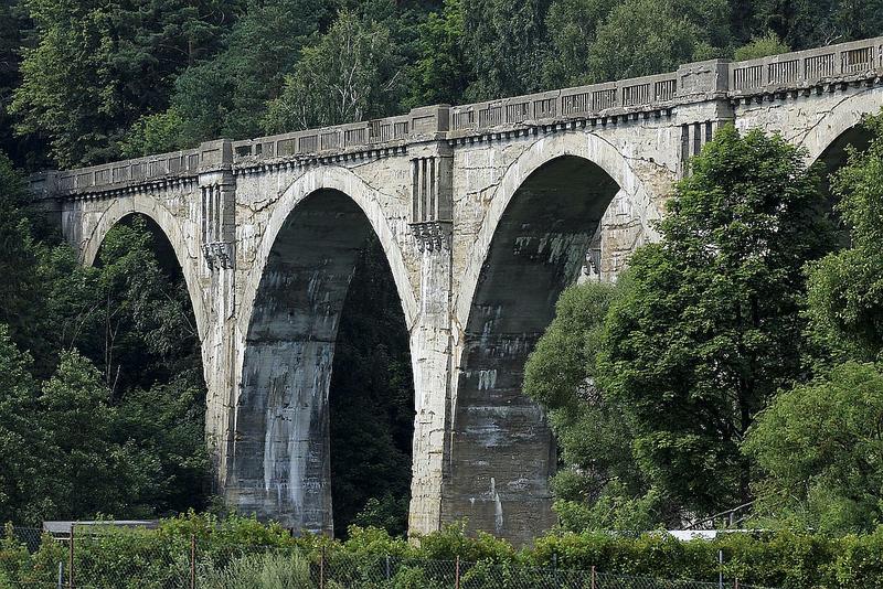 Mosty w Stañczykach