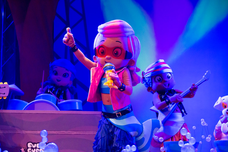 Bubble Guppies Live: Ready to Rock