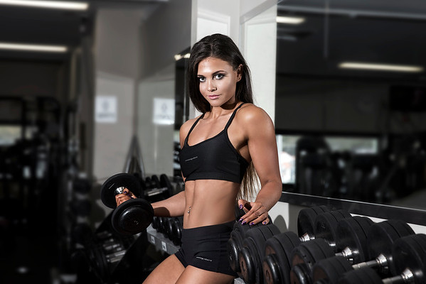 Gym Sessions by Jessie D Images