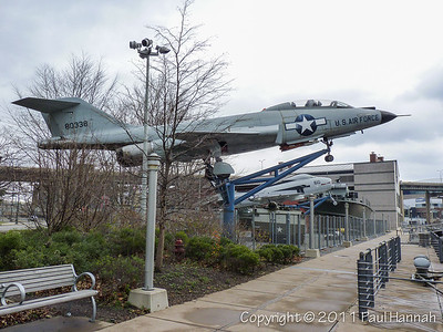 Buffalo and Erie County Naval & Military Park - Aircraft