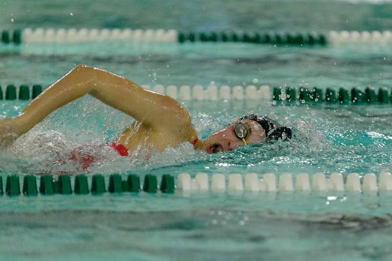 Tigard HS Swimming vs Tualatin