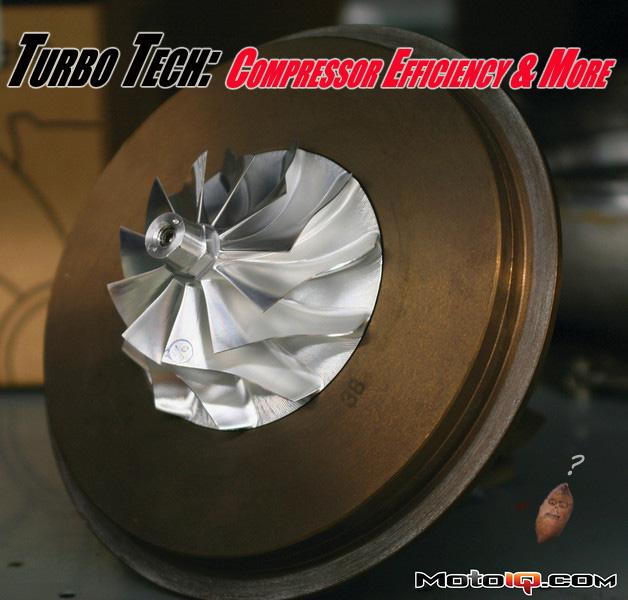 Turbo Tech Compressor Efficiency