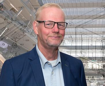 Wim van der Krans 40 jaar BSH