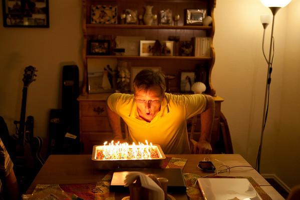 Jeff's 2009 Birthday