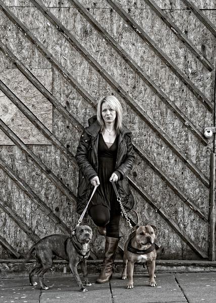 The Dogz - Edinburgh - Street Portrait
