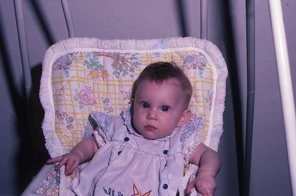 Baby Pics of Rachel