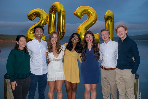 Rebecca's Cornell Graduation Party May 30, 2021