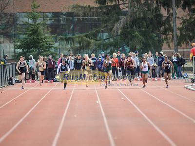 Spartan Invite - 100M dash Women