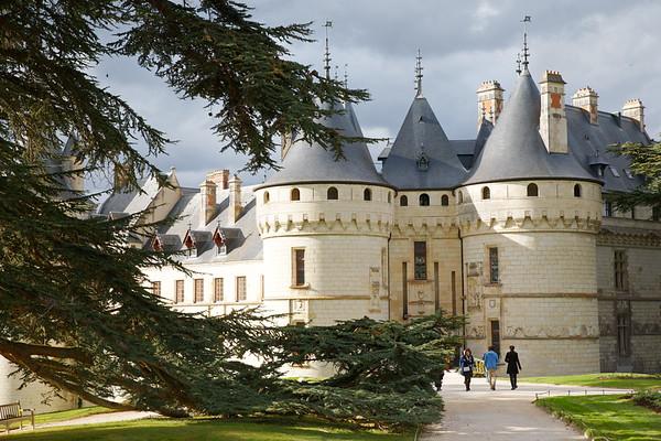 Chaumont-sur-Loire - le Château