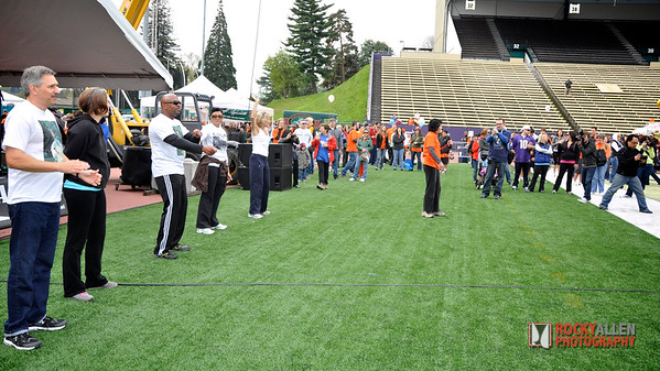 MS Walk 2010 Husky Stadium