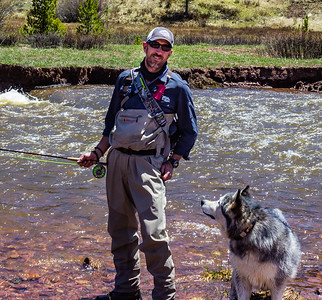 East Fork Blacks Fork River, Utah 6-10-2019