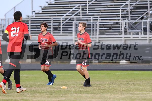 Boys Soccer 12-13-18
