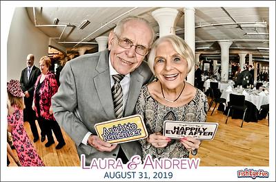 8/31/19 - Laura & Andrew