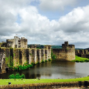 Wales - Caerphilly