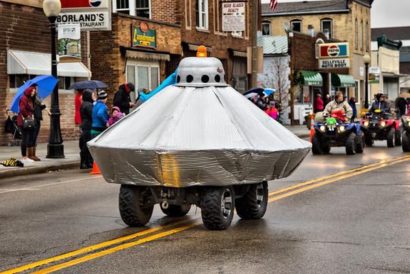 2015 UFO Day Parade