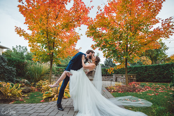 TRACY & NICK WEDDING