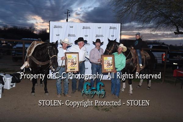Awards 4th Annual Western Horseman  Sunshine Classic 2-20