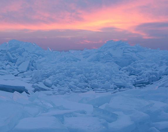 February 8, 2009 Ice Shards