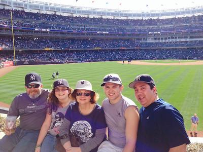 Boston 4 Yankees 7 April 12, 2014
