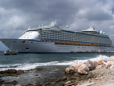 """ADVENTURE OF THE SEAS"""