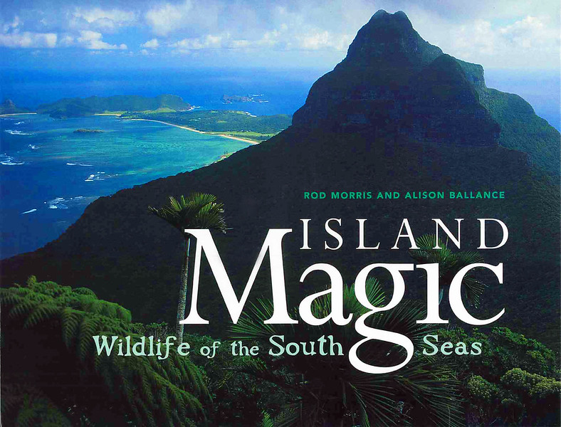 This book celebrates the exotic plants and fanciful animals unique to fourteen of the worlds great islands, including Madagascar, Hawaii, Galapagos, New Guinea, Easter Island, and of course New Zealand.  RRP NZ $79.95  ISBN 978-1-86953-481-6