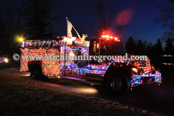 2014 Christmas Holiday Parades