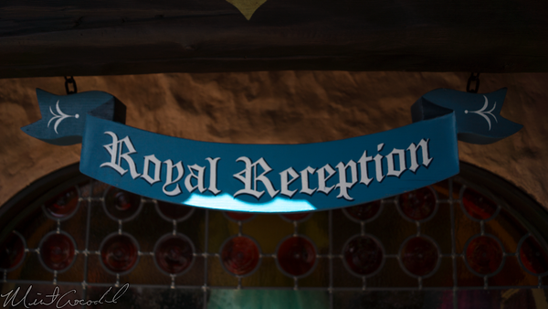 Disneyland Resort, Disneyland, Fantasyland, Royal, Reception, Royal Reception