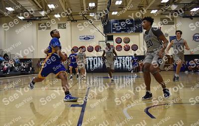 Iowa Lakes @ ICCC Men Basketball