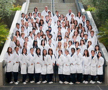 SDSU White Coat Fall 2010 - afternoon