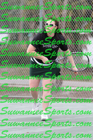 Suwannee High School Tennis - 2012
