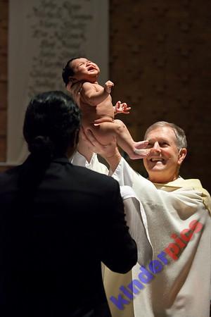 Pinto Baptism