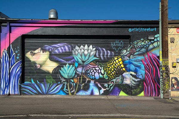 RiNo Art District - Denver Colorado