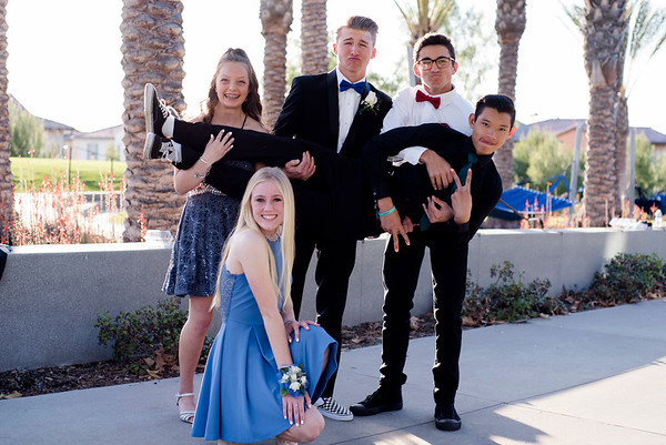 THHS Winter Formal 2018