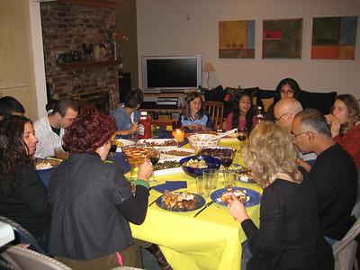 Thanks Giving Nov 2007