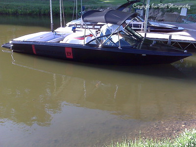 2008 Mastercraft Tournament Team Boat