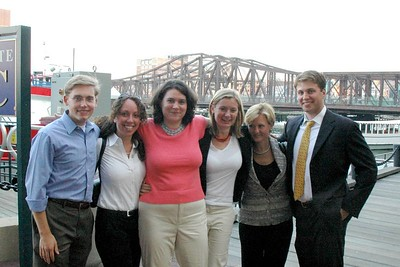 2005 Syndication Group Cruise with the Summer Associates