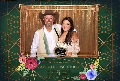 20200925 Danielle & Chris