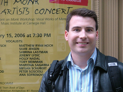 Carnegie Hall 2006