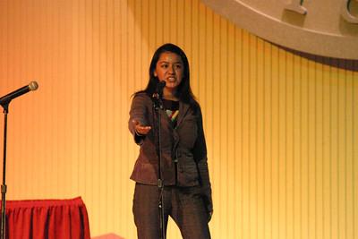 Homecoming Poetry Slam 2003