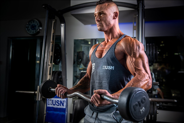 Cameron Craul for USN