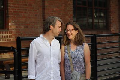 Anne & Trey visit Durham - May 2015