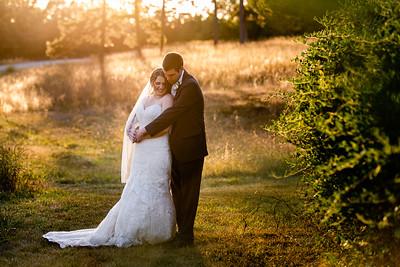 Sara & Cole | Romantic Fall Wedding at Carolina Country Weddings