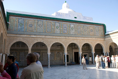 Kairouan area - Mosque