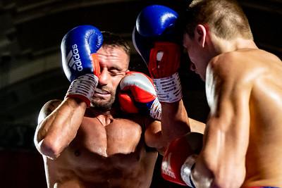Luke Caci vs Sergei Banov