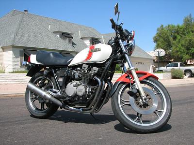 1981 Yamaha Seca XJ550